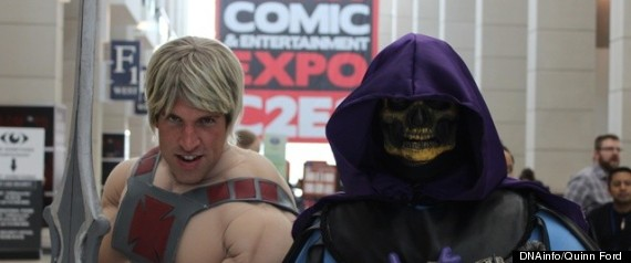 Chicago Comic Entertainment Expo