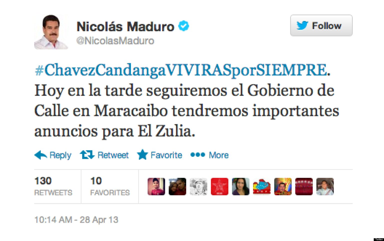 Latin American Presidents Love Twitter... Maybe Too Much