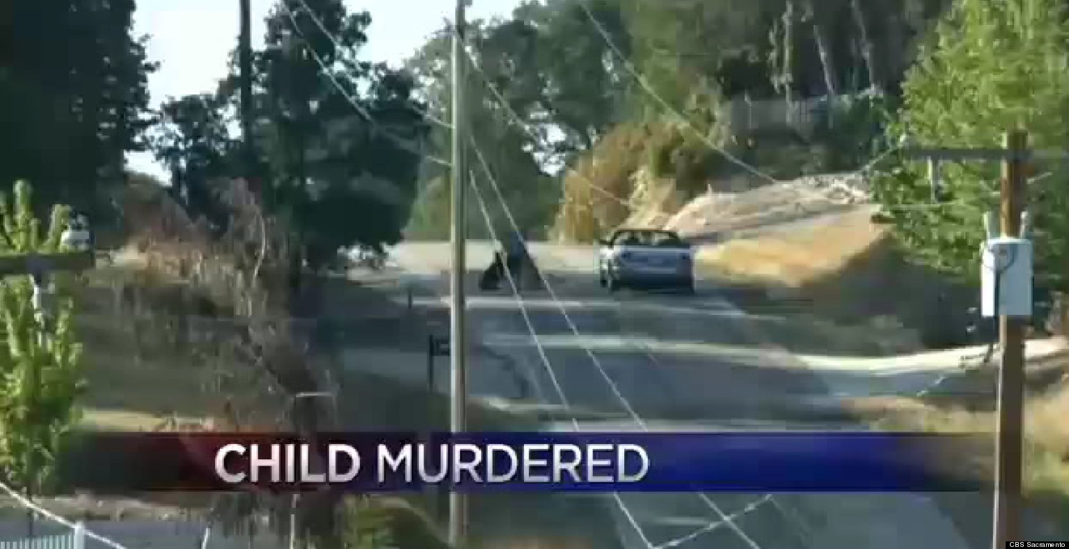 Manhunt Underway After 8-Year-Old Is Killed By Intruder In Calif. Home