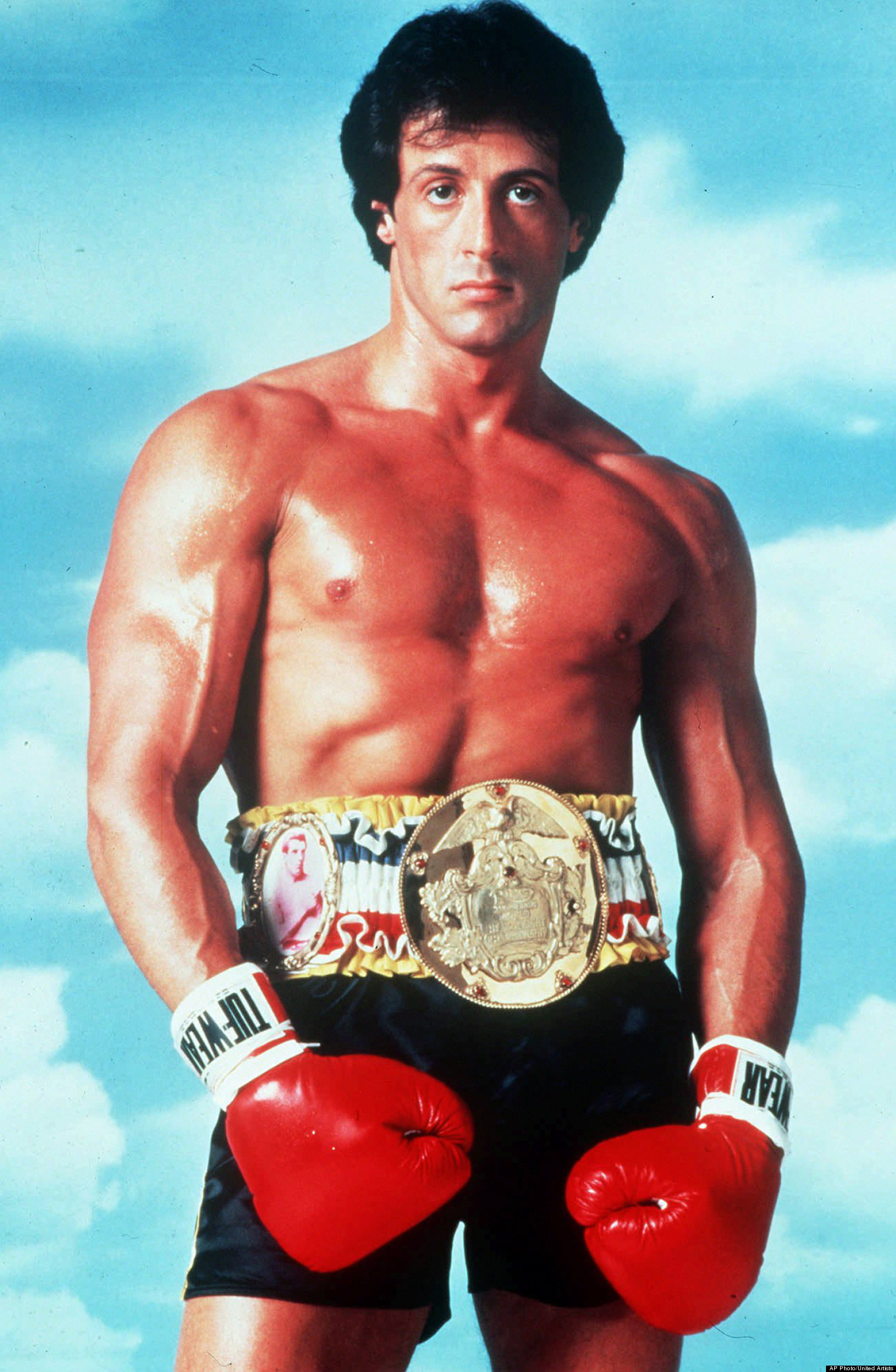 Who Would Win  Rocky v...
