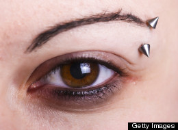 This Holiday, Don't Hide the Piercings From Grandma