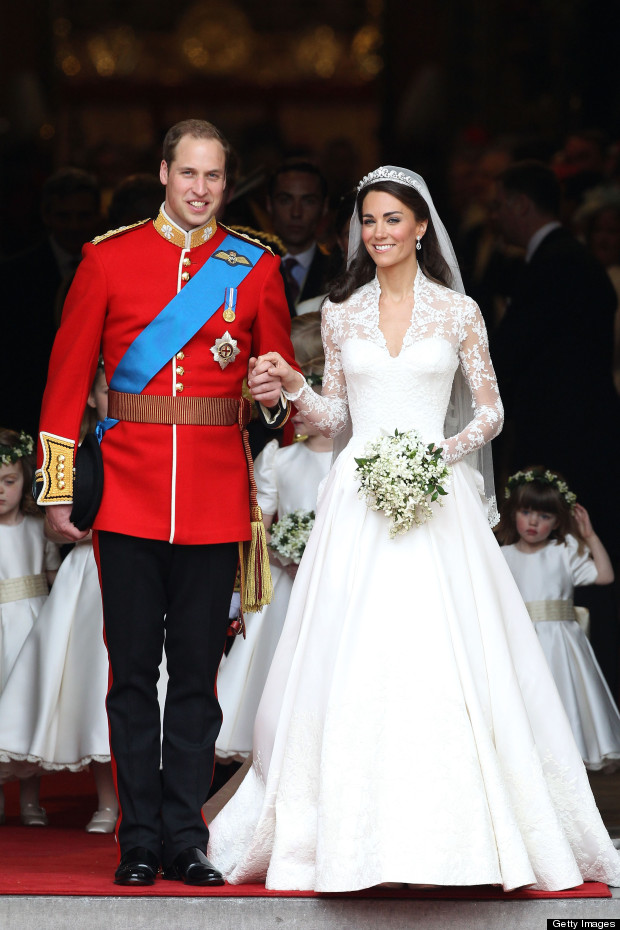 prince william kate middleton wedding anniversary