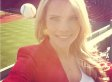 Kelly Nash Selfie Captures Dramatic Near-Miss (PHOTO)