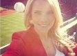 Kelly Nash Selfie Captures Dramatic Near-Miss (PHOTO)