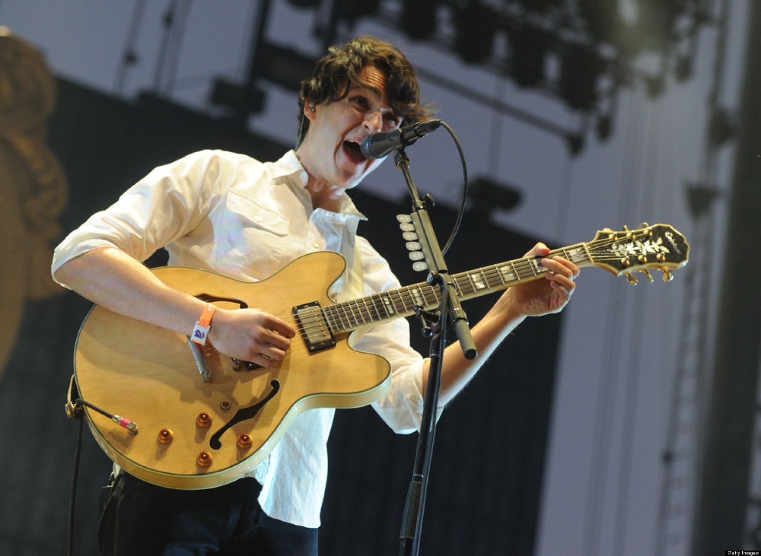 Watch An Entire Vampire Weekend Concert, Featuring Steve Buscemi