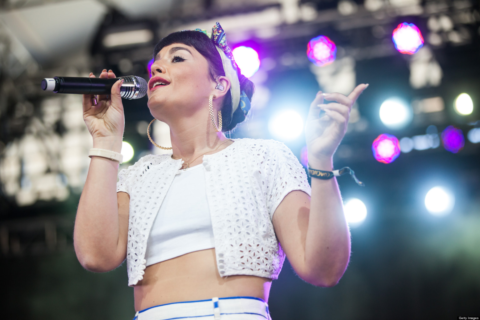 Jessie Ware Has Some VERY Famous Friends