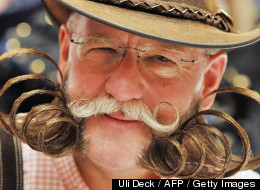 PHOTOS: The Greatest Beards And Mustaches Ever