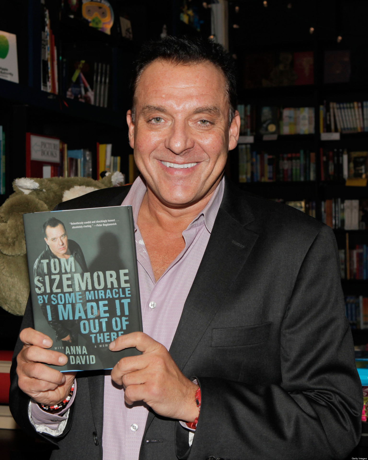 Tom Sizemore's Battle With Drugs Detailed In New Memoir