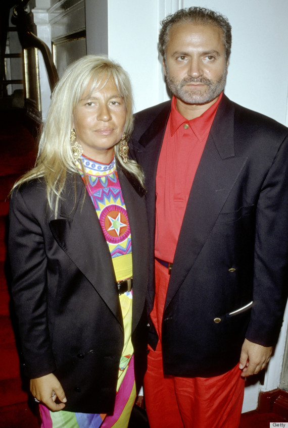 Donatella Versace How Old Is She