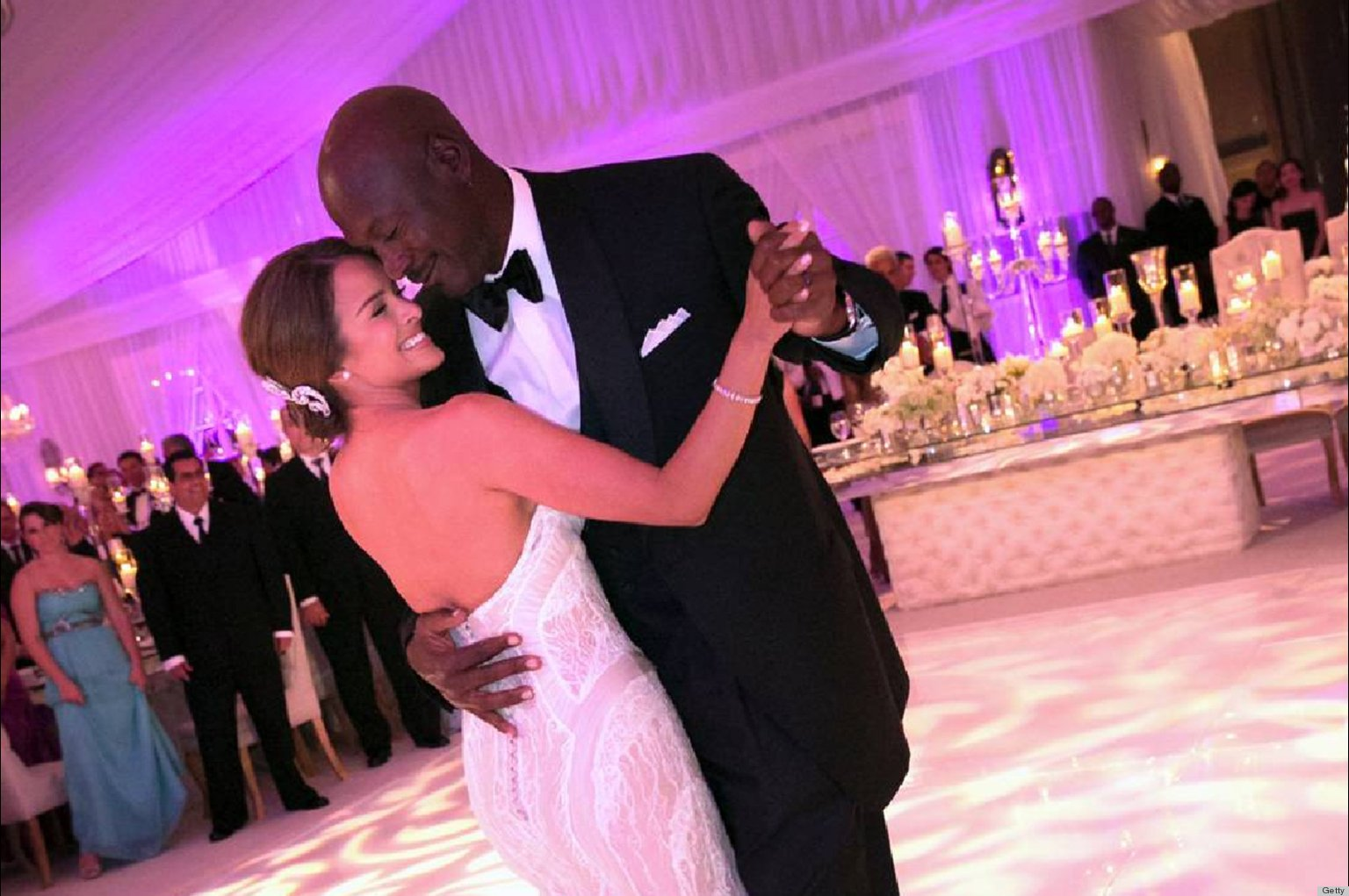 Where Michael Jordan Could Store Those Wedding Gifts