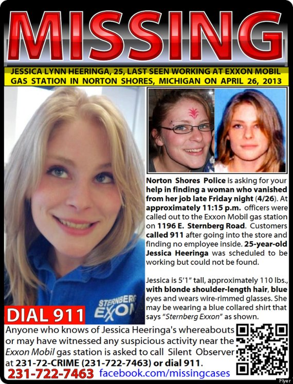 jessica heeringa missing