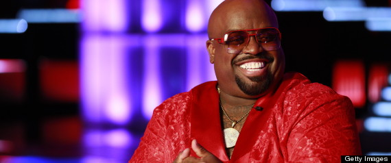 CEE LO THE VOICE
