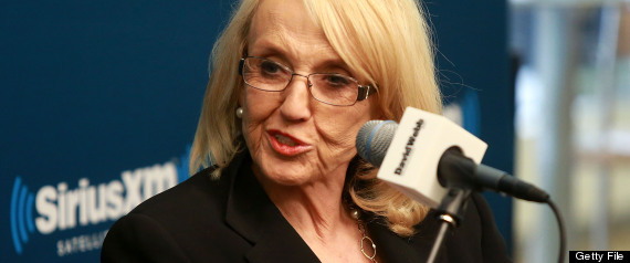 Jan Brewer Guns