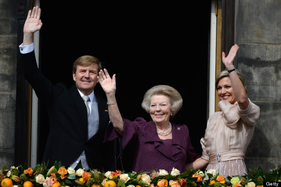 queen beatrix abdication