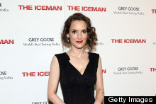 Winona Ryder Does Classic Chic Style For The Iceman Screening