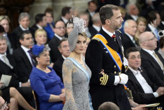 princesa letizia en holanda