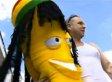 Henry Gribbohm Loses Life Savings At Carnival Game, Wins Stuffed Banana With Dreadlocks