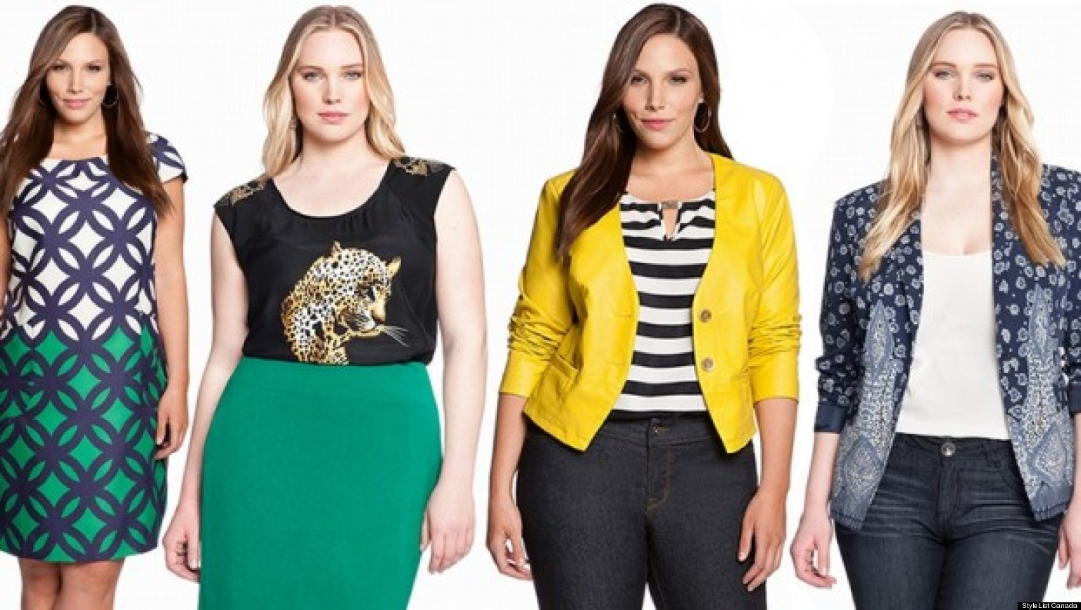 Plus-Size Clothing: 5 Online Retails Who Ship to Canada