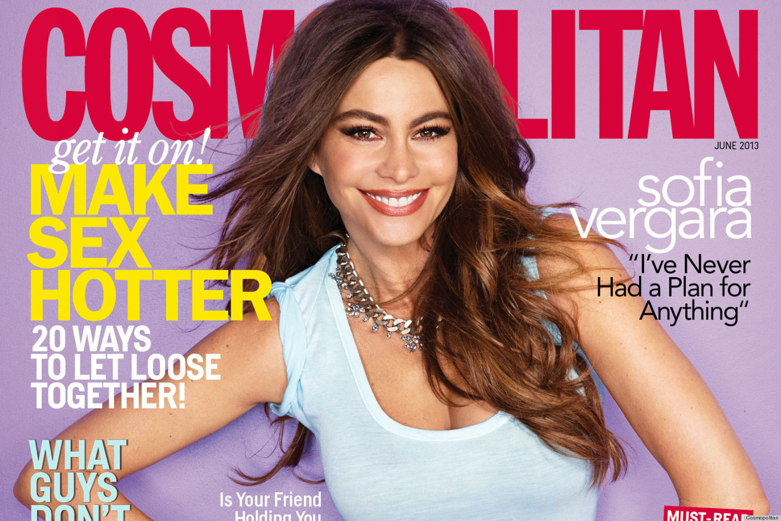 PHOTOS: Why Sofia Vergara's Boobs Land Her On Worst-Dressed Lists