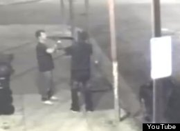 WATCH: Armed Robber Loses Gun To Victim