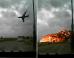 Bagram Air Crash Video