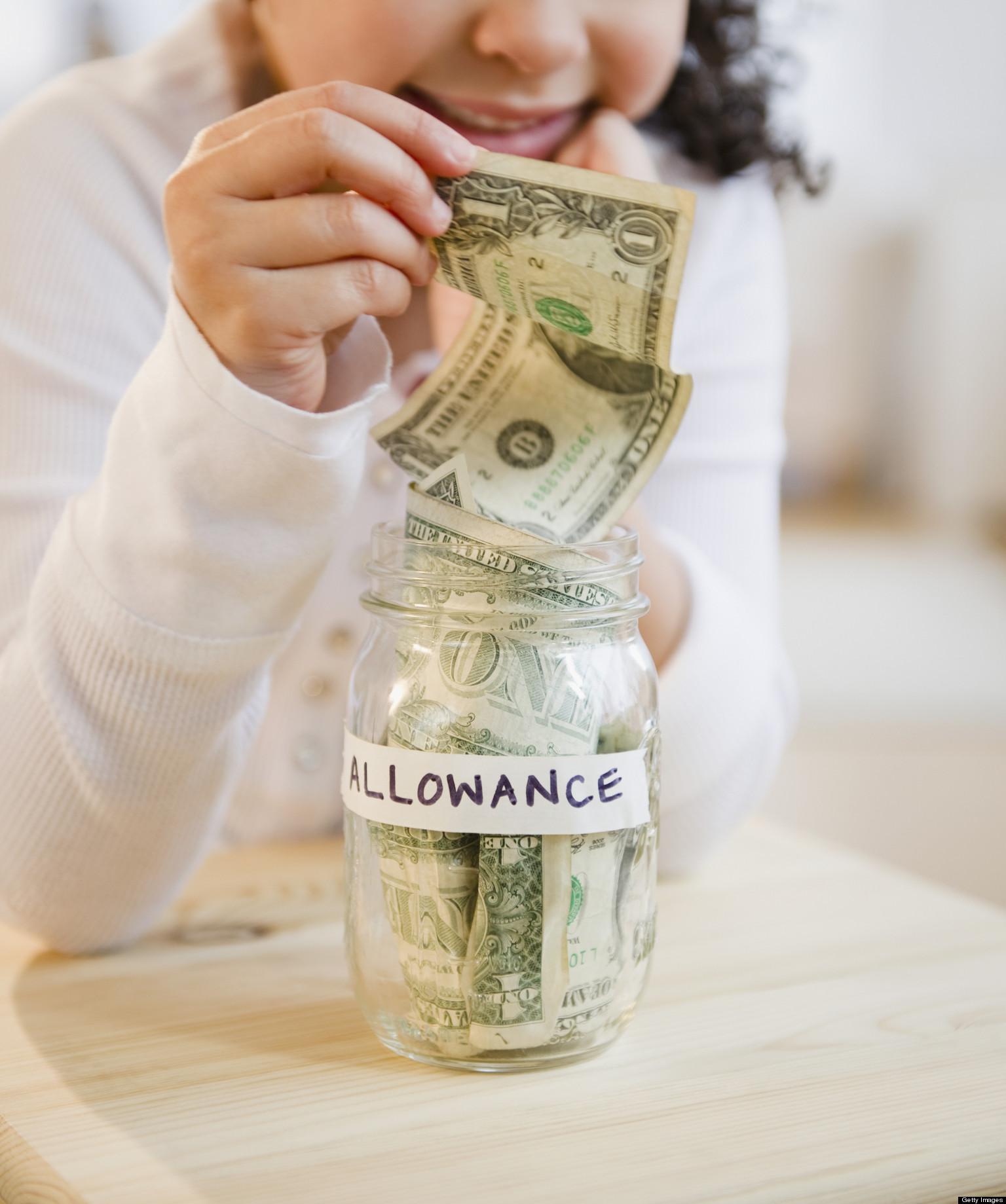 Five Ways To Make Your Children S Allowance Effective