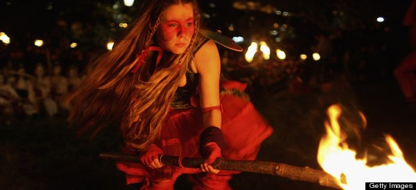 Beltane 2013: The Great Poetry Of Flesh