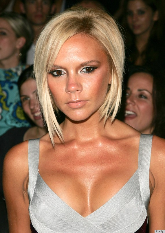 Victoria Beckham S Haircut Is The Latest Pob Iteration