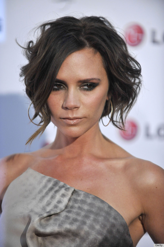 Victoria Beckhams Haircut Is The Latest Pob Iteration Photos