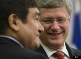 Poll Suggests Harper's Byelection Win Streak To End