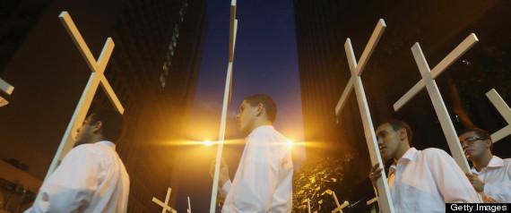 BRAZIL PRIEST EXCOMMUNICATED