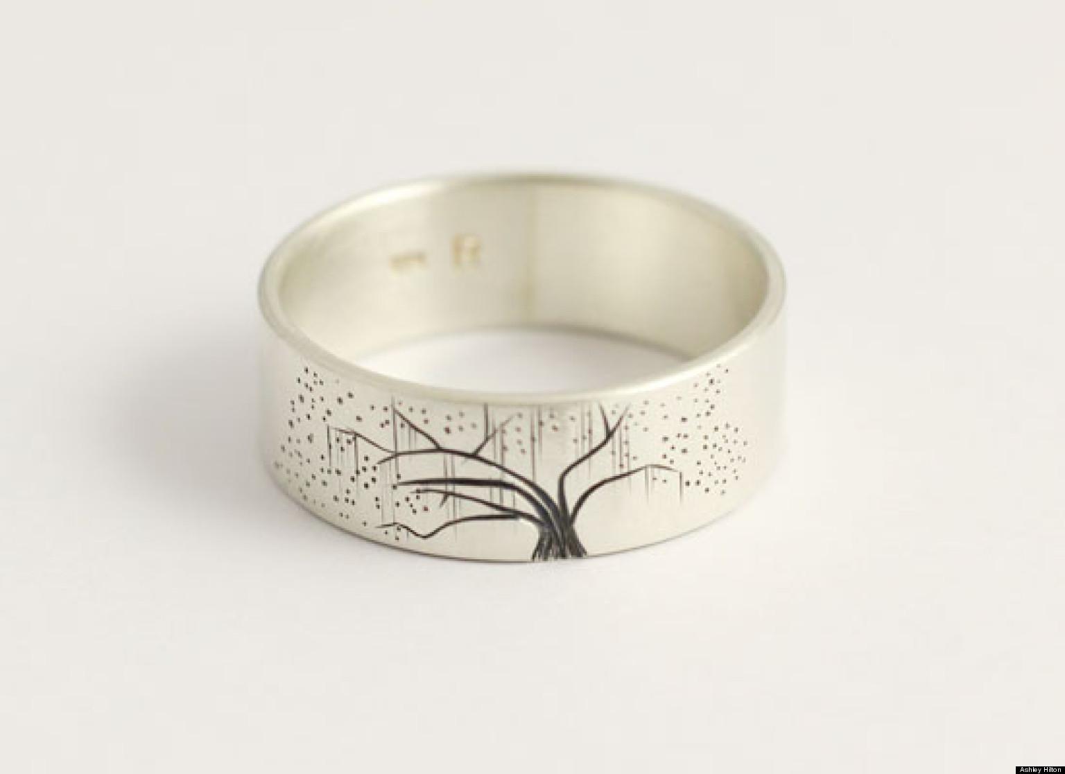 Wedding Trailblazers: New Zealand Jewelry Company Designs