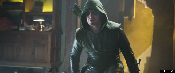 ARROW THE CW THE UNDERTAKING