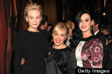 Gatsby Girls: Katy Perry, Carey Mulligan & Alexa Chung Party In Prada