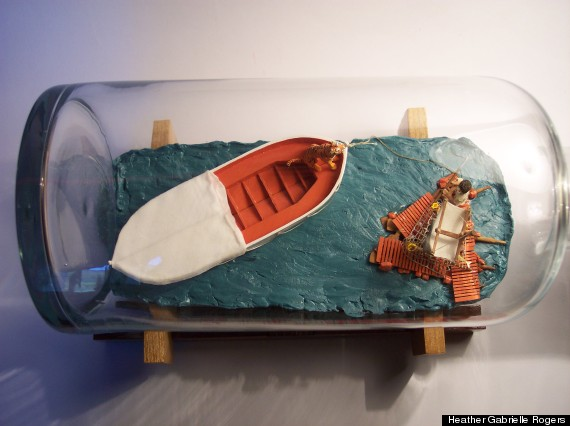 life of pi art