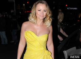 Kimberley Takes The Plunge
