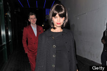 Pixie Geldof Dons Wig But Doesn't Fool Us