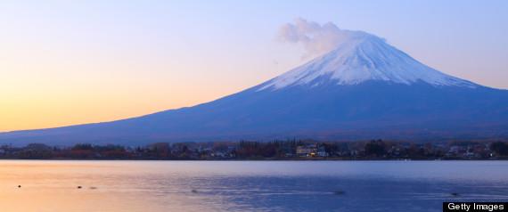 MOUNT FUJI WORLD HERITAGE