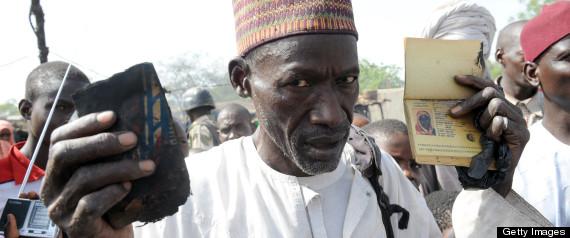 NIGERIA ARMY ABUSES BAGA