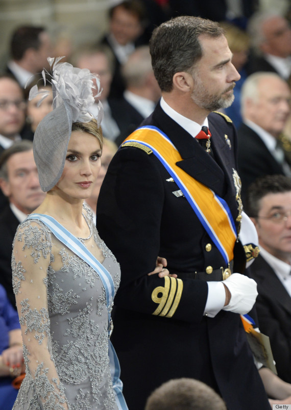 princess letizia hat