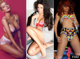 PICS: FHM 100 Sexiest Women In The World