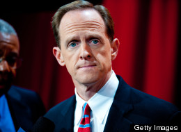 Pat Toomey Background Checks