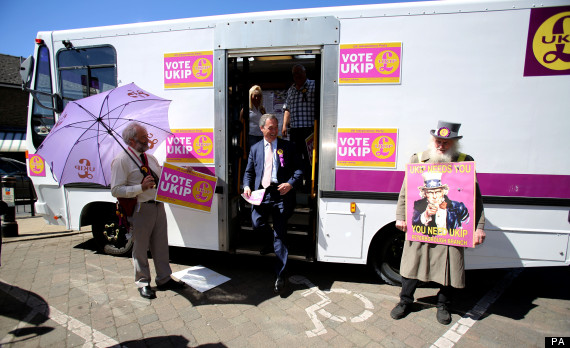 ukip farge bus disabled