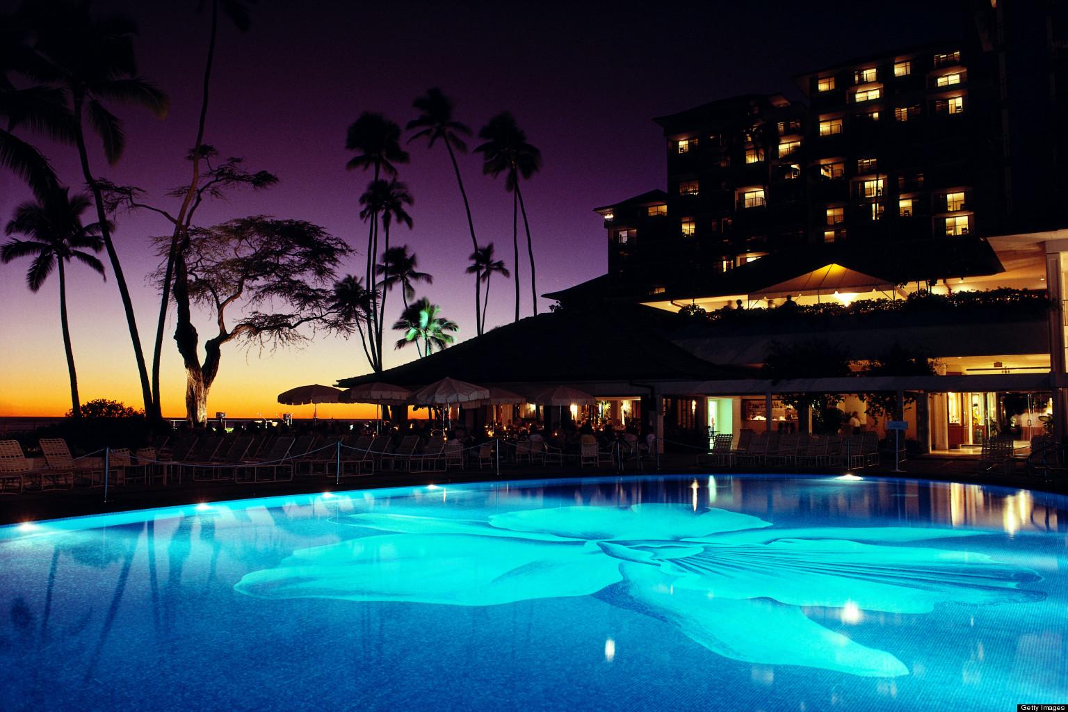 Hawaii Luxury Hotels Honolulu