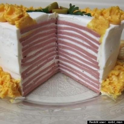 bologna cake recipe