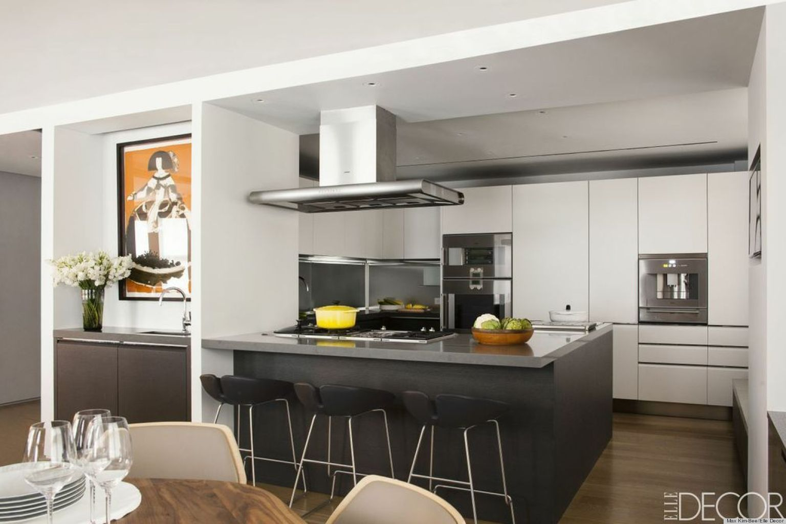 Inside Chef Daniel Boulud 39 S Stunning Kitchen Featured In