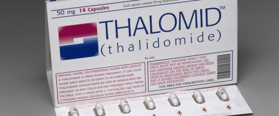 Thalidomide Drug Use Could Increase The Risk Of Blood