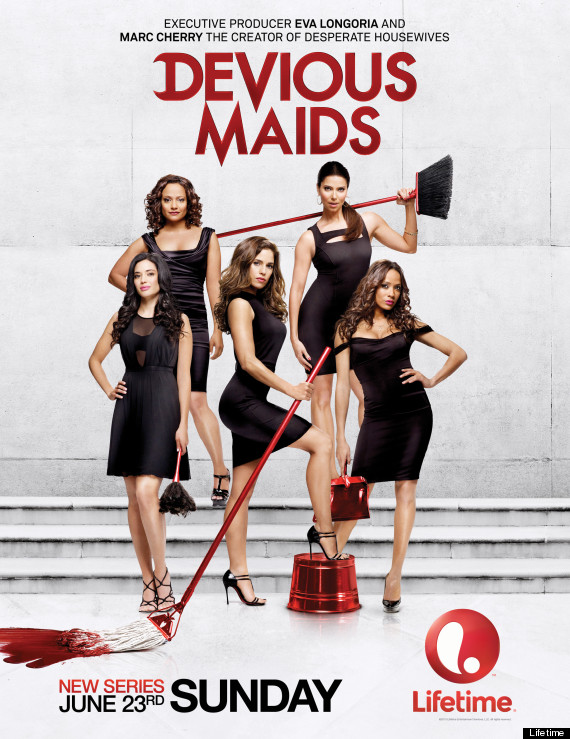 Devious Maids 1X03 Wiping Away the Past (avi/mp4)