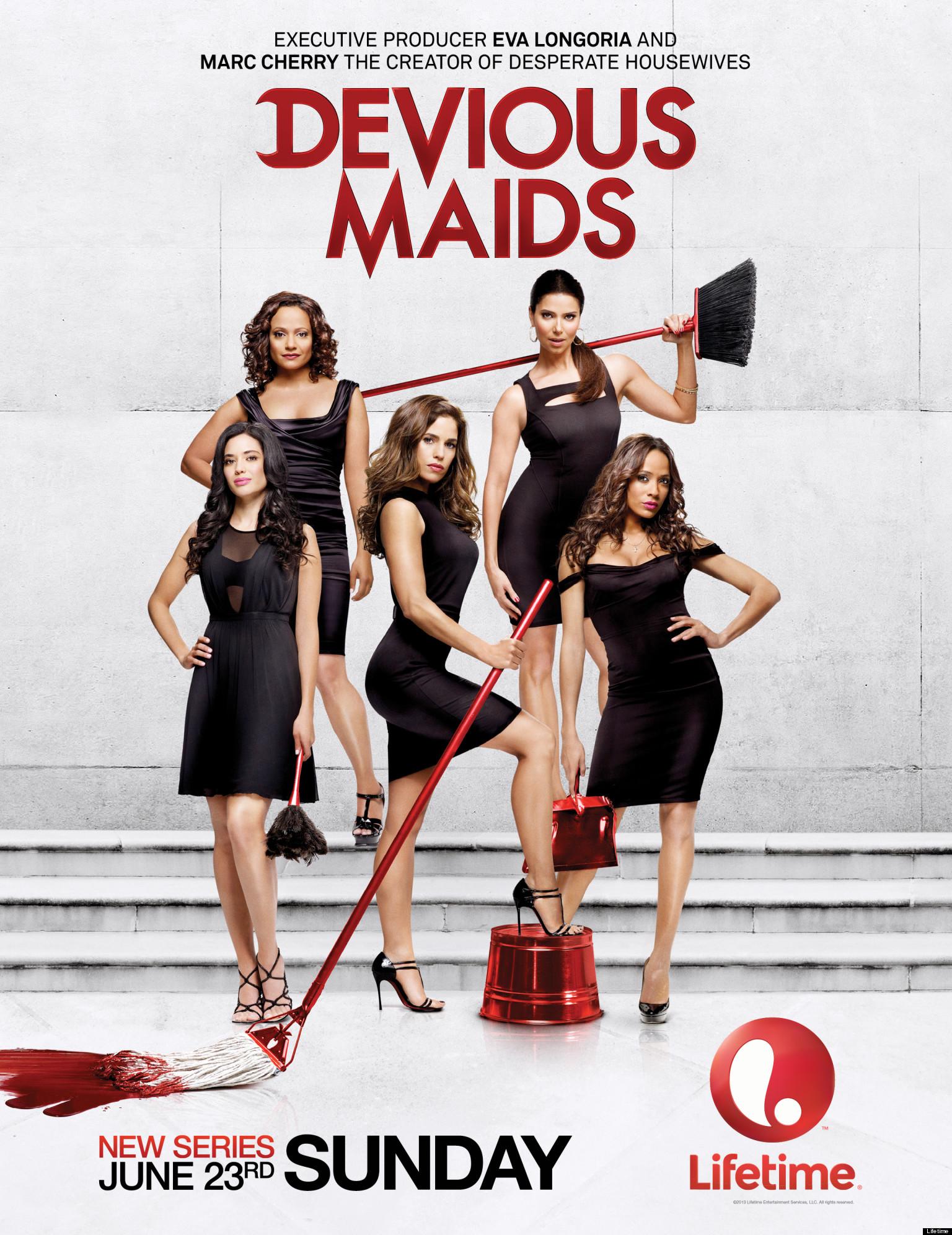 Devious Maids' ... Kiele Sanchez Facebook