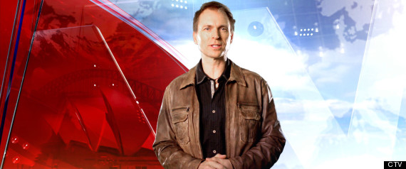 AMAZING RACE CANADA PHIL KEOGHAN